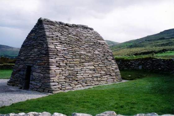 Dry Stacked Stone, Ireland