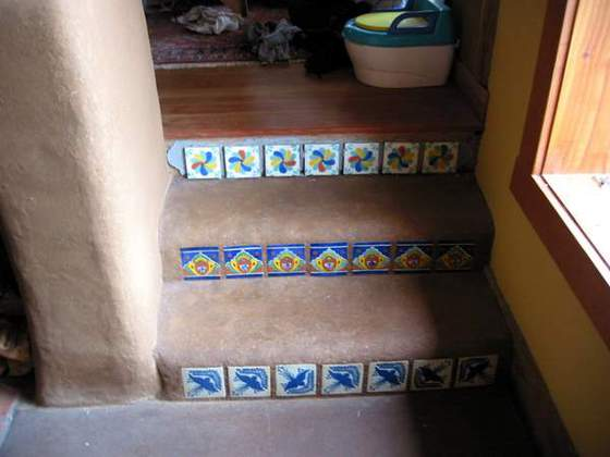 Earthen Floor with Tiles