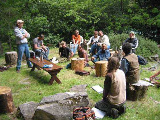 Permaculture Design Course, May 2010