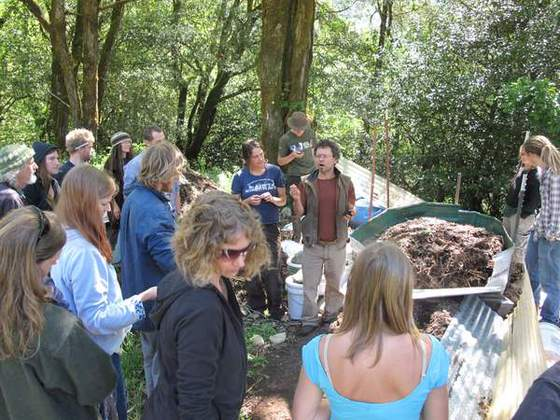 Soil Management (Permaculture Design Course)