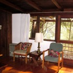 Interior of cabins